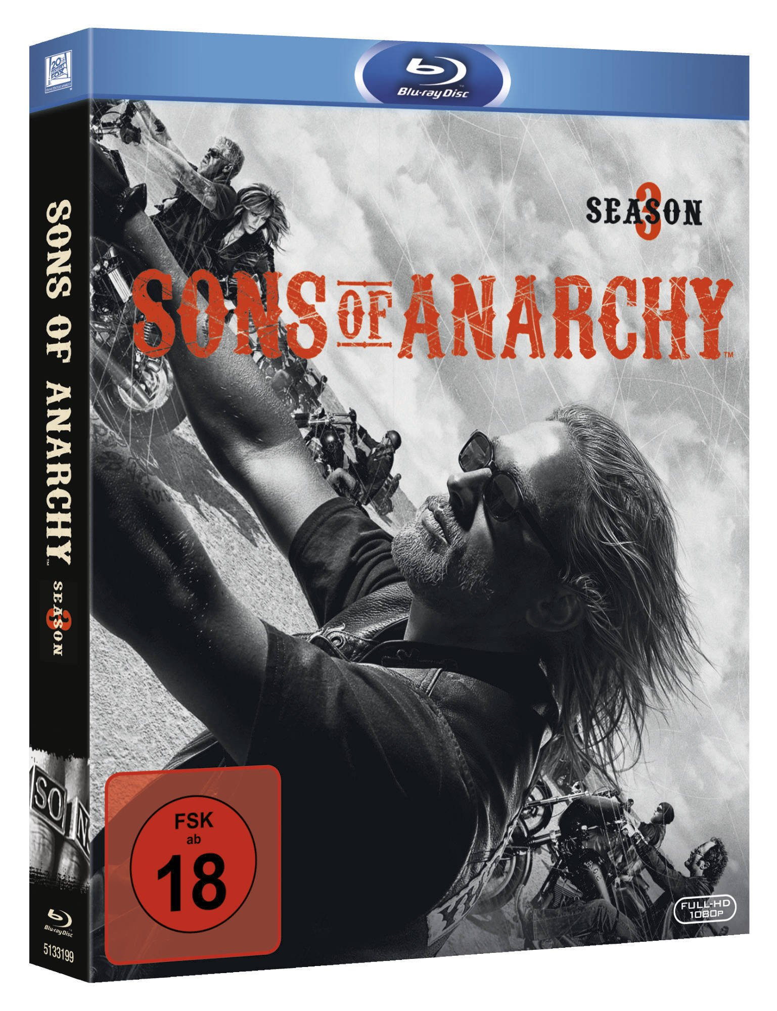 Sons Of Anarchy Staffel 3
