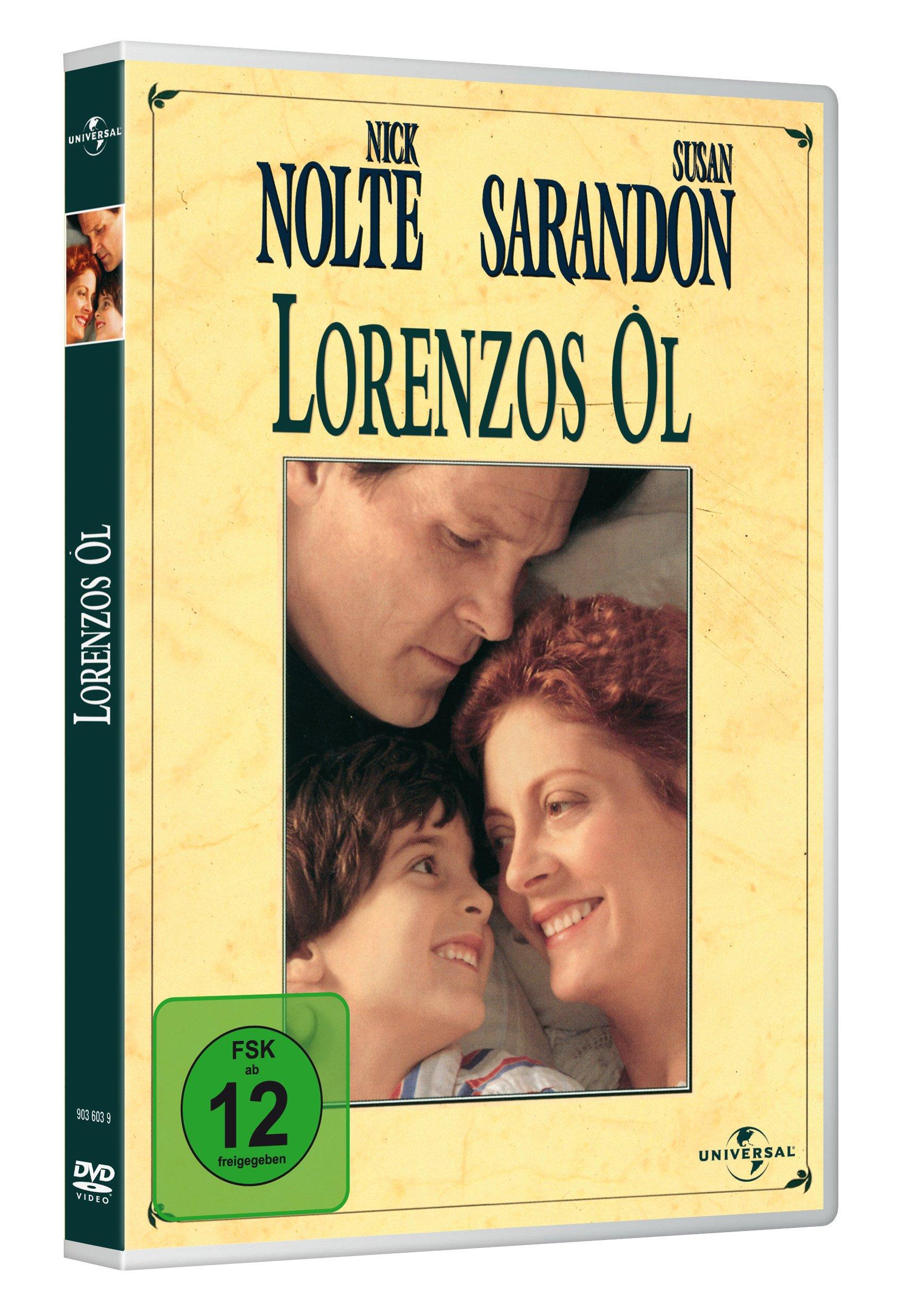 Lorenzos öl Film