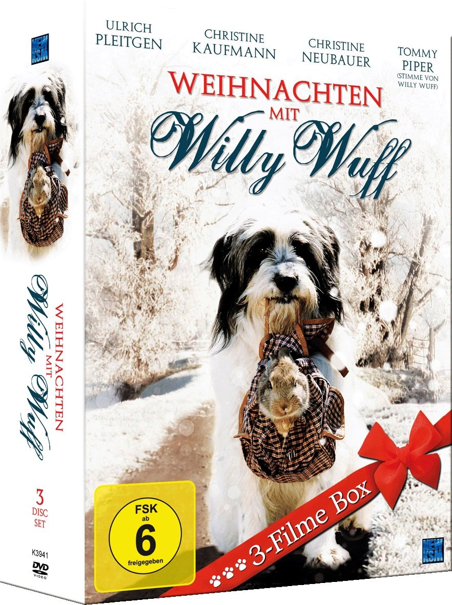 Weihnachten Mit Willy Wuff