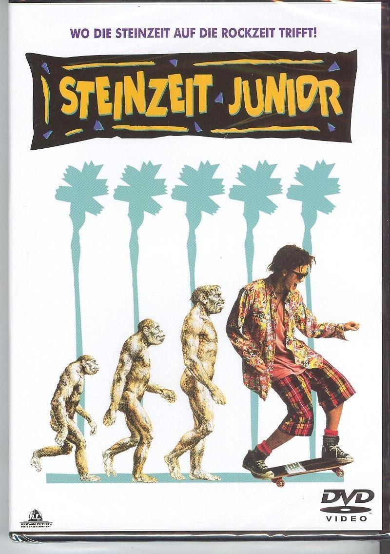 Steinzeit Junior Dvd