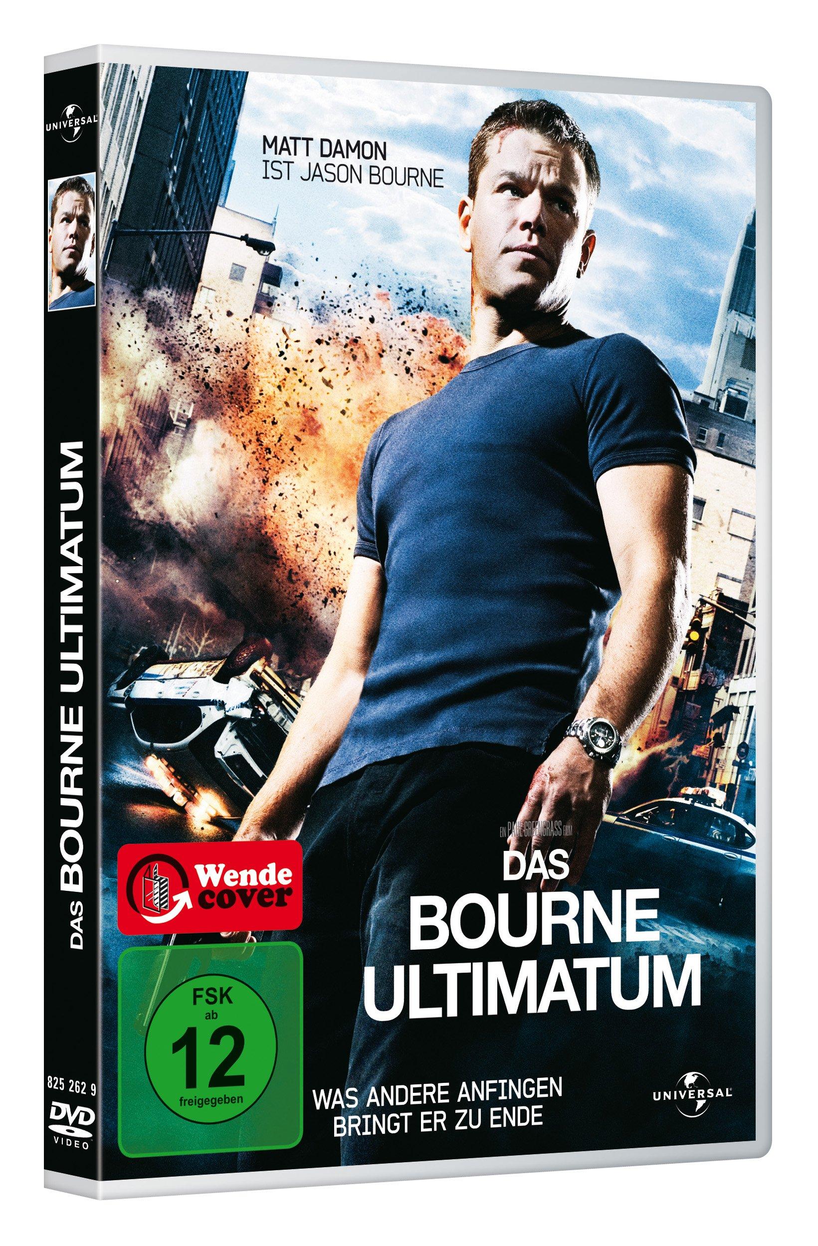 Das Bourne Ultimatum Besetzung