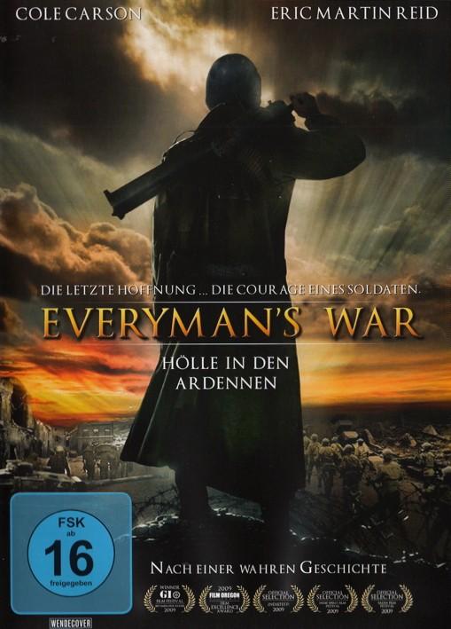 Everyman'S War – Hölle In Den Ardennen