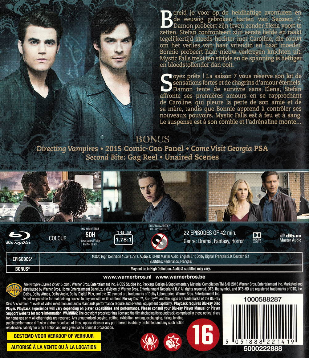 Vampire Diaries Staffel 7 Bs.To