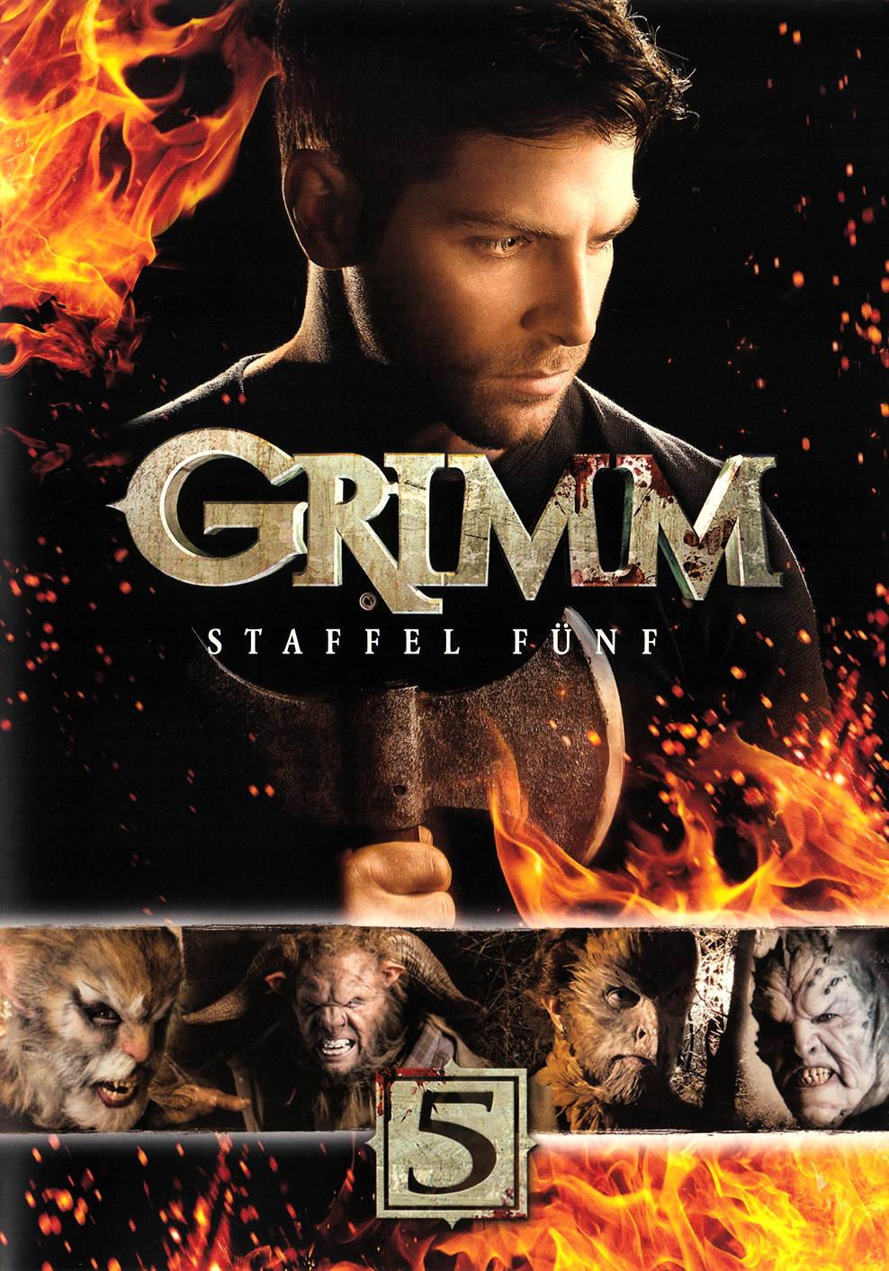 Grimm Staffel 5 Deutsch