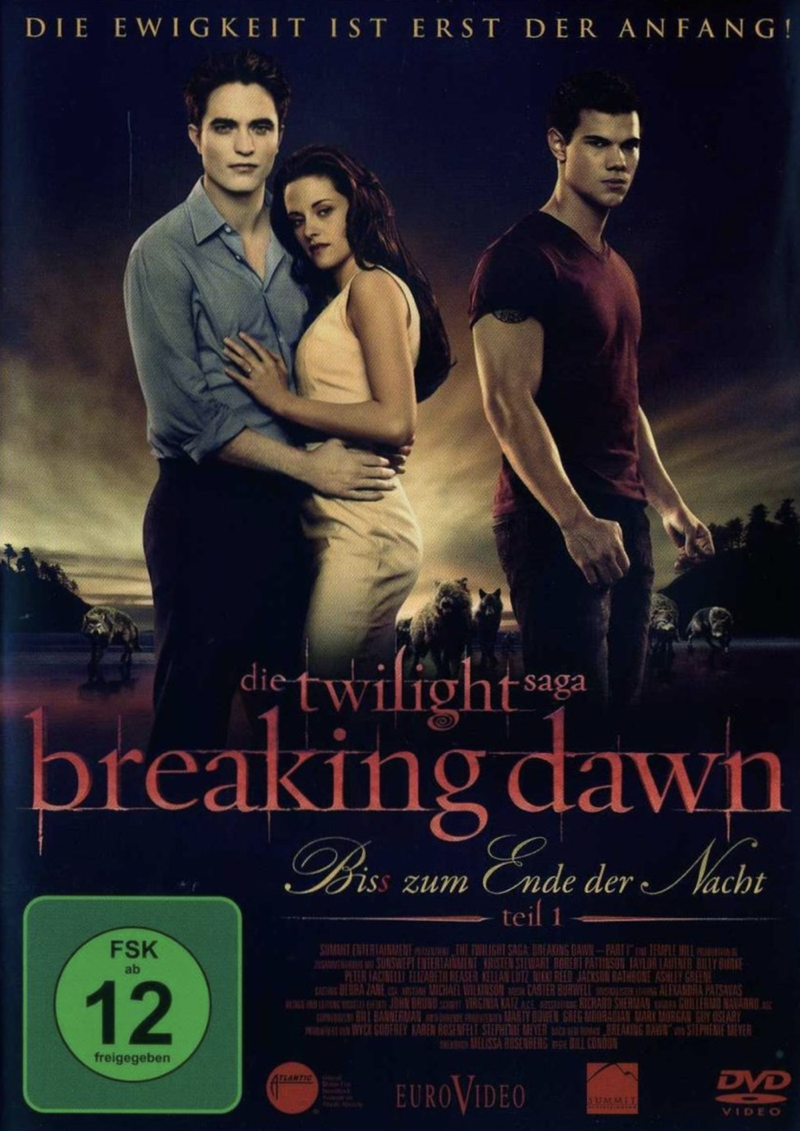 Twilight Biss Zum Ende Der Nacht Teil 1 Ganzer Film Deutsch