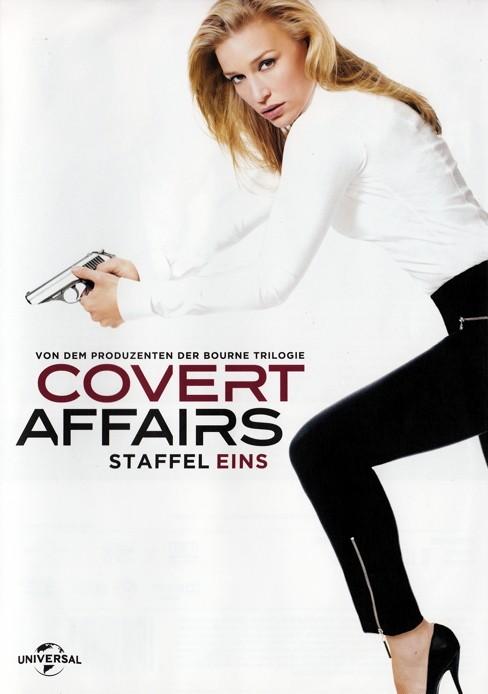 Covert Affairs Staffel 5