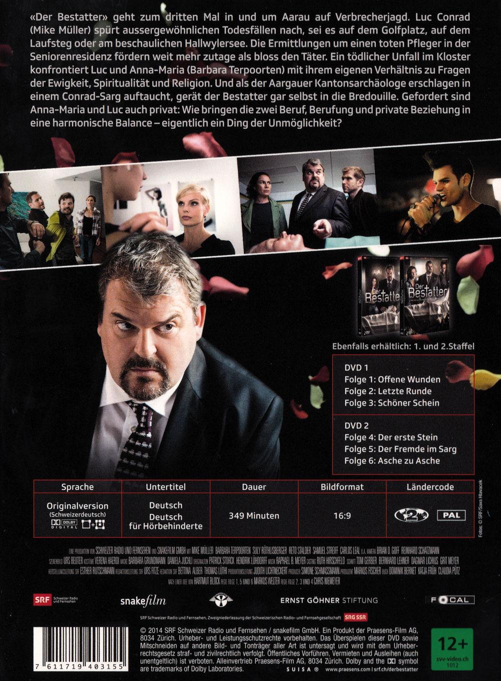 Die Bestatterin Film U201eDie Bestatterin U0026quot ARD Heute