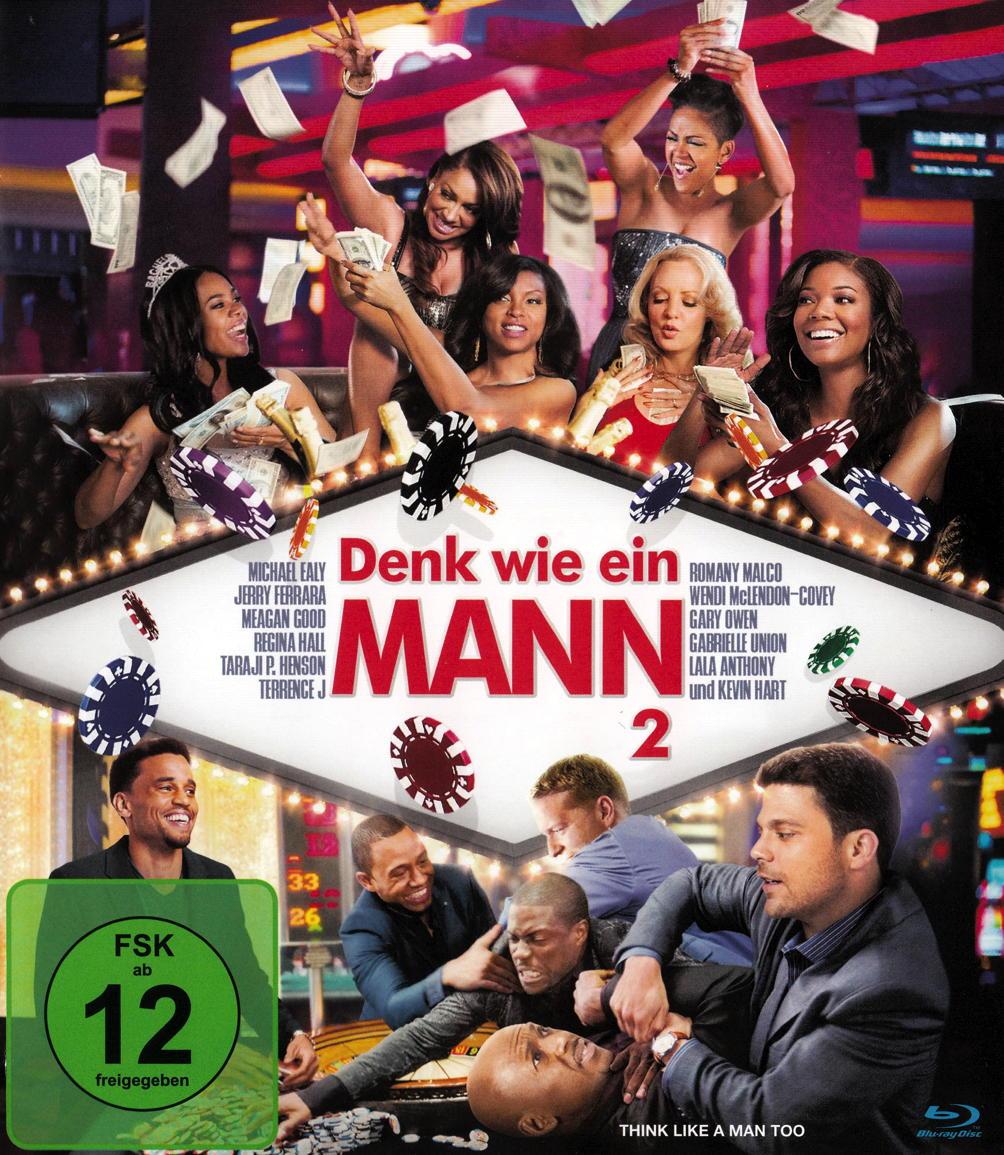 Film Denk wie ein Mann 2 [Blu-ray] von Tim Story gebraucht