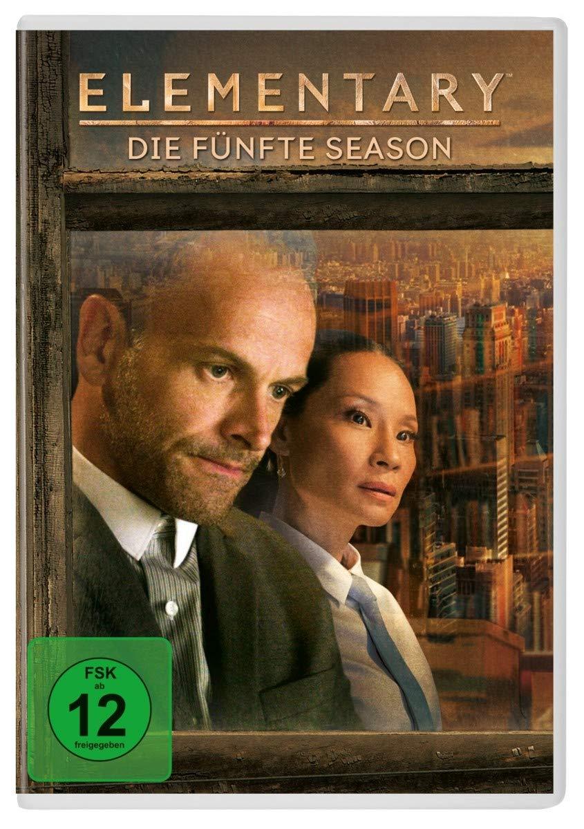 Elementary Staffel 5 Dvd