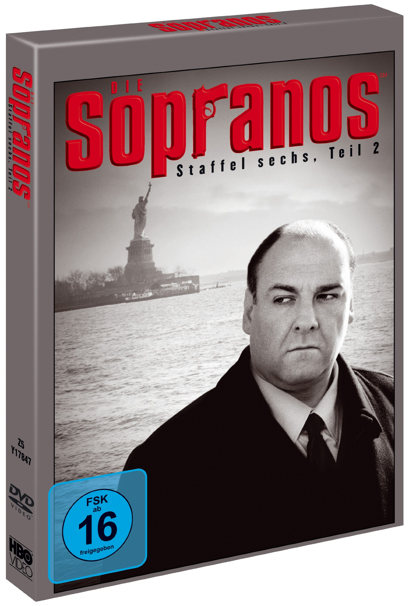 Sopranos Staffel 6