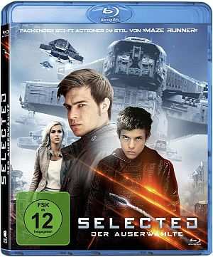 Selected - Der Auserwählte [Blu-ray]