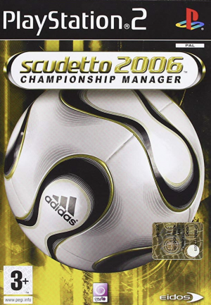 Championship Manager 2006 [Sony PlayStation 2]