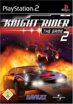 Knight Rider 2 [Sony PlayStation 2]