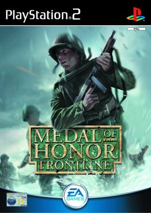 Medal of Honor: Frontline [Sony PlayStation 2]