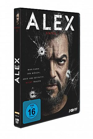Alex - Staffel 1 [DVD]