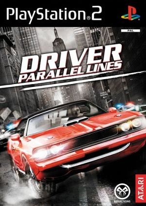Driver: Parallel Lines [Sony PlayStation 2]