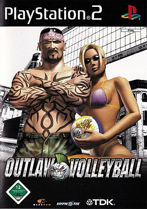 Outlaw Volleyball [Sony PlayStation 2]