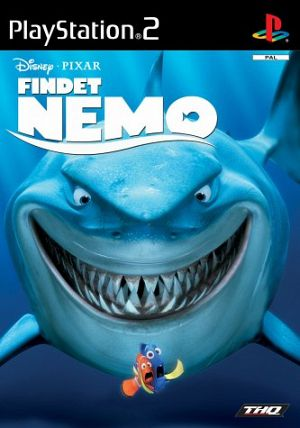 Findet Nemo [Sony PlayStation 2]