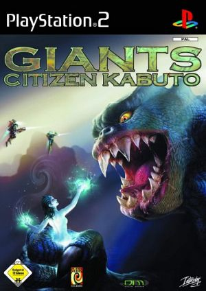 Giants: Citizen Kabuto [Sony PlayStation 2]