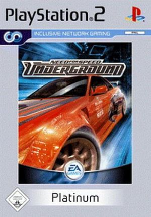 Need for Speed - Underground [Sony PlayStation 2]