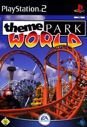 Theme Park World [Sony PlayStation 2]