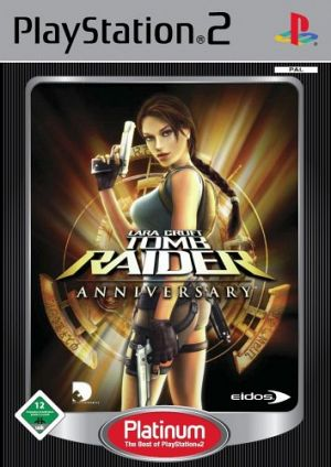 Lara Croft - Tomb Raider [Sony PlayStation 2]