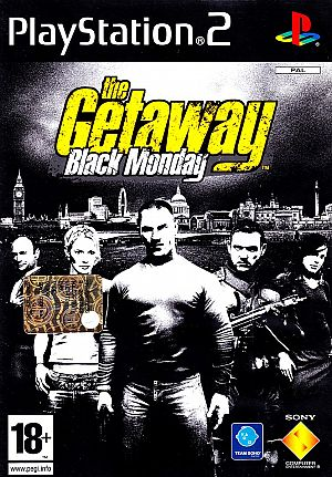 The Getaway: Black Monday [Sony PlayStation 2]