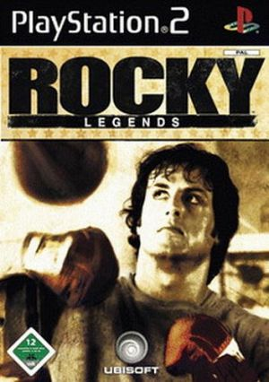 Rocky Legends [Sony PlayStation 2]