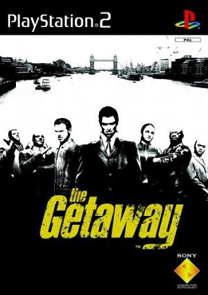 The Getaway [Sony PlayStation 2]