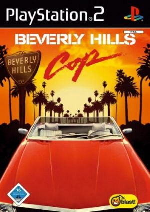 Beverly Hills Cop [Sony PlayStation 2]