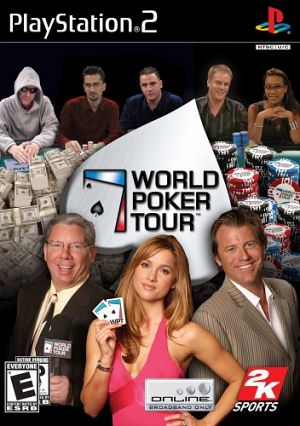 World Poker Tour [Sony PlayStation 2]