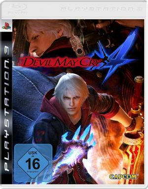Devil May Cry 4 [Sony PlayStation 3]