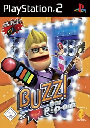 BUZZ! Das Pop-Quiz [Sony PlayStation 2]