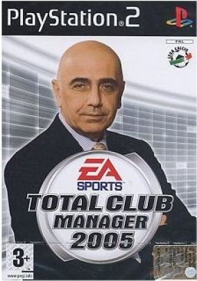 Total Club Manager 2005 [Sony PlayStation 2]