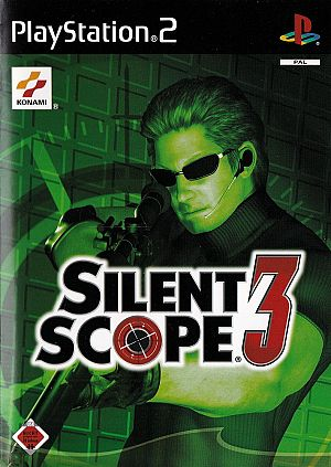 Silent Scope 3 [Sony PlayStation 2]