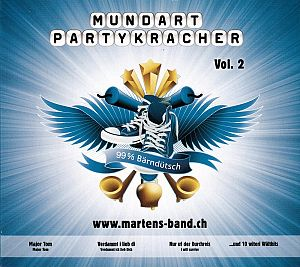 Mundart Partykracher Vol. 2 [CD]