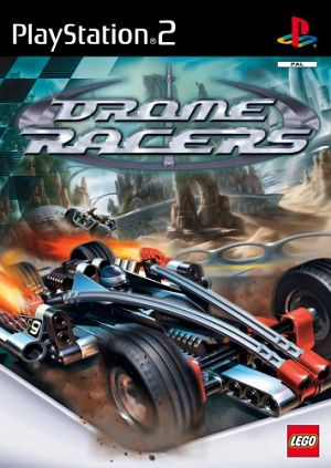 Drome Racers [Sony PlayStation 2]