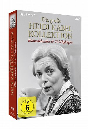 Die grosse Heidi Kabel Kollektion [DVD]