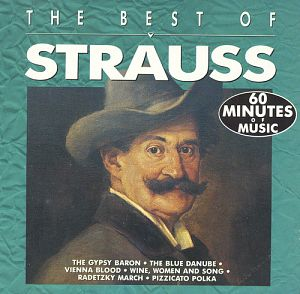 The Best of Strauss [CD]