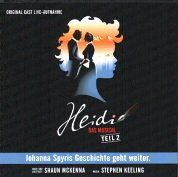 Heidi - Das Musical 2 - Original Cast Recording [CD]