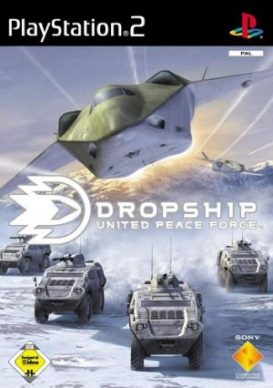 Dropship [Sony PlayStation 2]